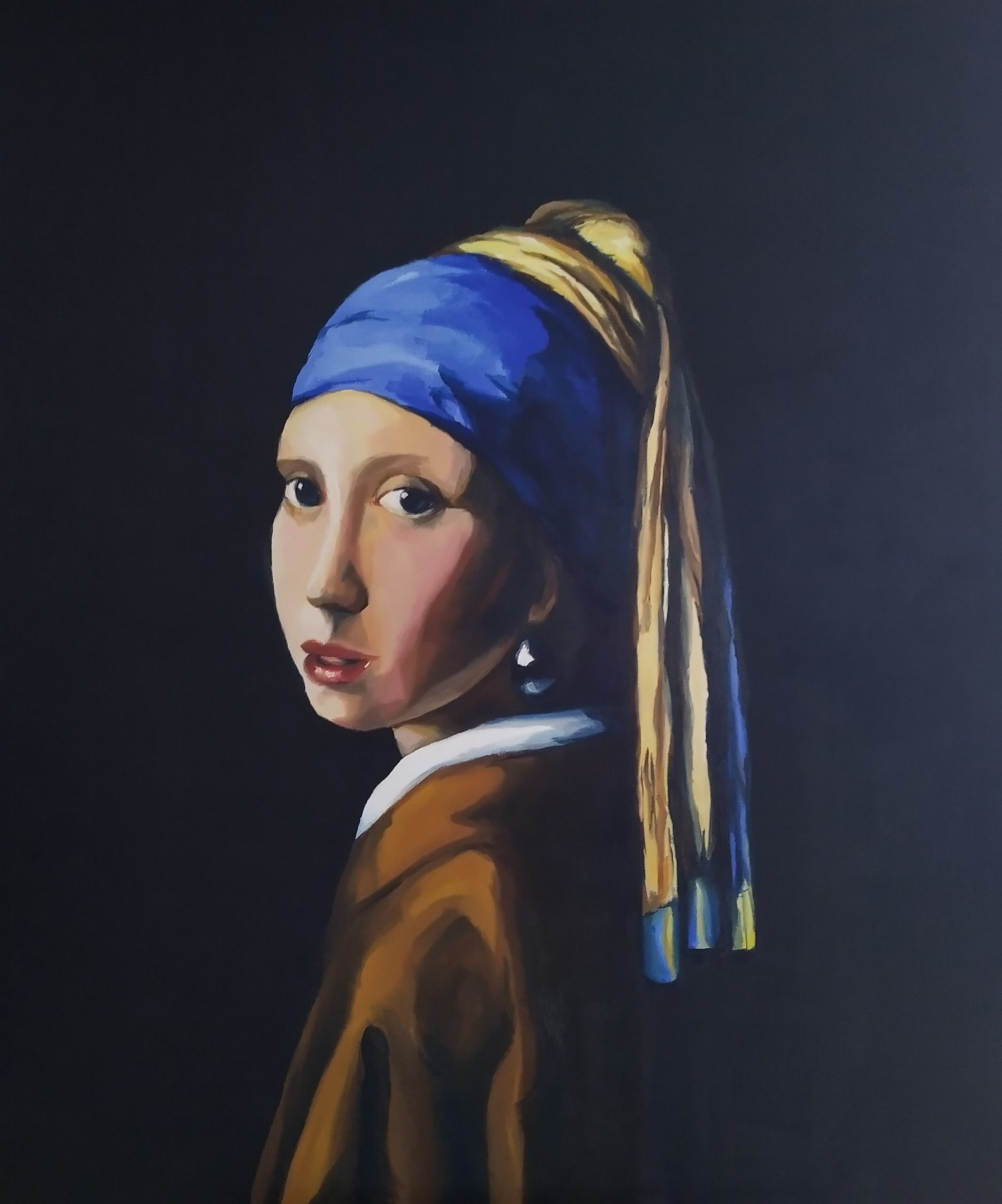 Dziewczyna z perłą Girl with a Pearl Earring